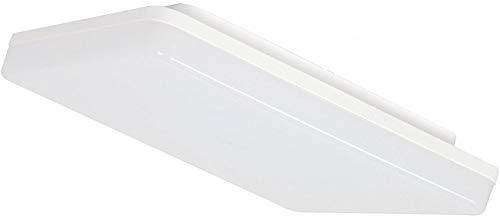Ultraslim LED 15W IP44 Aufbau Panel eckig - Feuchtraum Deckenleuchte 230V - tagesweiß (4000 K)