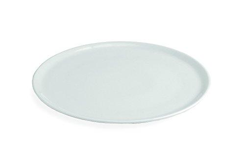 Tognana Pizzateller Cinzia, weiß, 33 cm (rund)