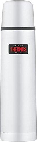 Thermos Edelstahl-Thermosflasche , leicht und kompakt 0,35 l
