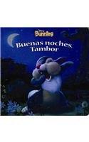 Buenas noches, Tambor/Goodnight, Thumper (Disney Bunnies) por Kitty Richards