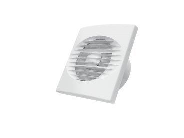 "\'Ventilatore soffitto Ventola da bagno ventola da parete ventola DN 120mm \""Zefir bianco standard"