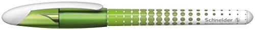 Schneider 161124Reise-Füllfederhalter 10Stifte, Spitze mittel grün