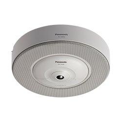 WV-SMR10N3 PANASONIC, 360°-Mikrofon für die gezielte nachträgliche Auswertung gespeicherter Aufnahmen mit 360°-Kamera