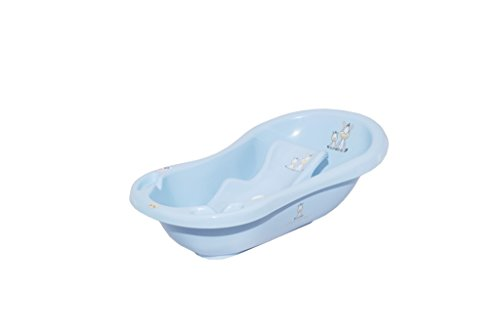 Maltex Zebra Bath 2 Piece Set | Blue