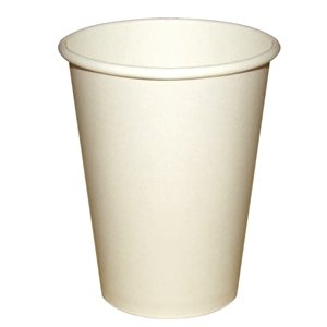 Olympia White Cold Drinks Cups - Capacity: 16oz. Sleeve: 50.