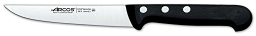 Arcos Universal - Cuchillo de cocina, 130 mm (estuche)