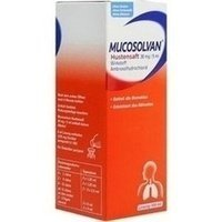 Mucosolvan Hustensaft 30mg/5ml 100 ml