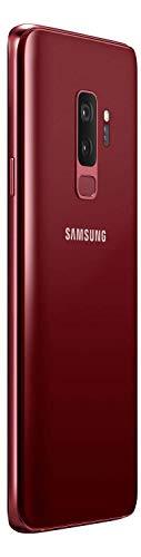 Samsung Galaxy S9+ (Red, 6GB RAM, 64GB)