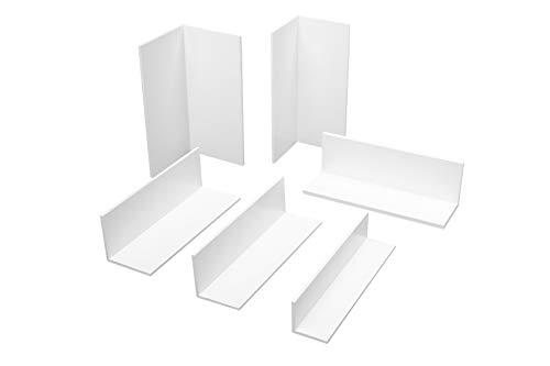 Winkelprofil Materialstärke: 1,5 mm