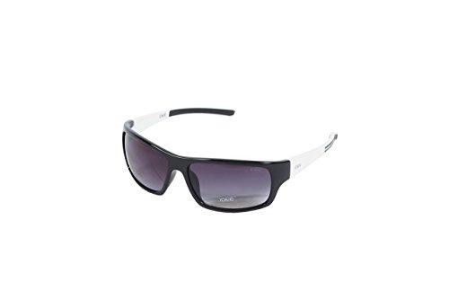 IDEE Sport Sunglasses (IDS1769C1SG|100|Black and Yellow ) image