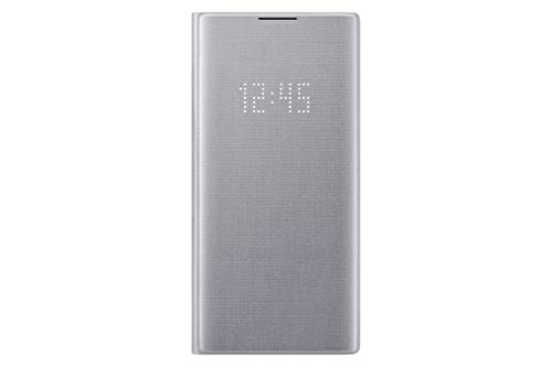 Samsung LED View Cover Silver Galaxy Note 10+