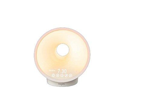 Philips HF3650/01 Luz para despertar light therapy - Lámpara de ambiente (Luz...