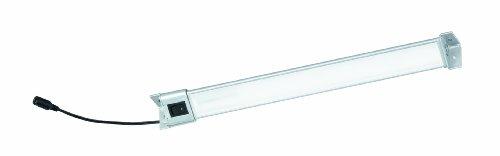 Reality Leuchten LED Unterbaulampe, inklusive 4W LED, 3000K, 300 lm, Länge: 30 cm, inklusive Montagematerial, titan R62895187