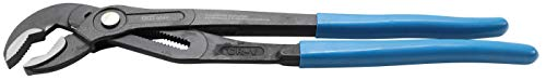 BGS 9544 | Wasserpumpenzange | arretierbar | 400 mm | rutschhemmend | Klemmschutz | Rohrzange / Pumpenzange
