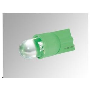 AMPOULE A LED T10 VERTE