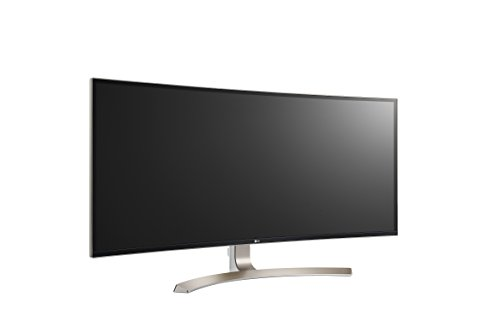 For Sale LG 38UC99 38 inch Curved Ultrawide Height Adjustable IPS Monitor (3840 x 1600, 2x HDMI, DisplayPort, USB-C, 300 cd/m2, 5ms, 75Hz, AMD Freesync)