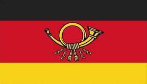 flagge-fahne-deutsche-post-90x150cm