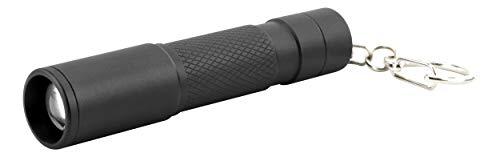 Futura Outdoor-beleuchtung (ANSMANN Mini LED Taschenlampe T60F für Schlüsselanhänger inkl. AAA Batterie - Handliche Leuchte fokussierbar, 60m Reichweite, 800 Lux - 3W Handlampe ideal für Kinder, Camping, Outdoor & Handtasche)