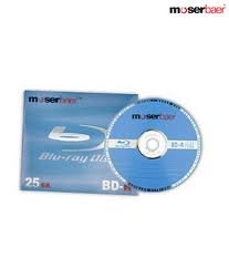 Moser Bear-BD-R 6x 25GB 135Min Blu Ray Disc