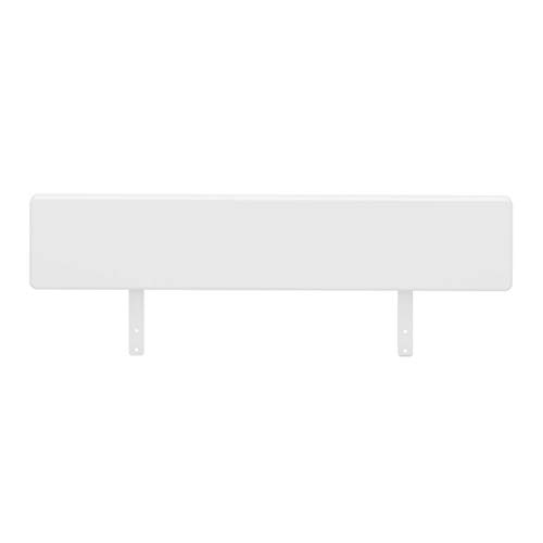 Steens Absturzsicherung, MDF, (Lx Bx H) 3 x 80 x 21 cm, weiß