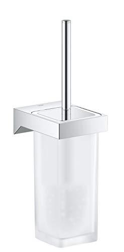 GROHE Selection Cube | Badaccessoires - Toilettenbürstengarnitur | 40857000