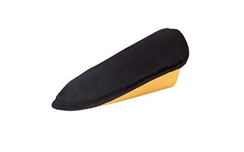 Kaps Polier-Handschuh aus echtem Lammfell, Perfekte Pflege für Glattleder-Schuhe, Taschen oder Polster, 100{d2dd4d5911c4fc076aa385549b4a047ecac28ae53381e9b5c7c2f59387b23bea} Naturleder, Hochwertige Lederpflege Made in Europe