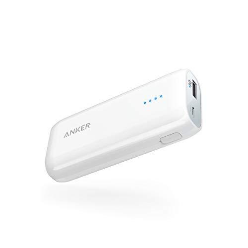 Anker [capacità Aumentata] Astro E1 Batteria Esterna Portatile da 6700 mAh - Power Bank Tascabile Ultra Compatto con Tecnologia PowerIQ. per iPhone X/8/8 Plus, iPad, Samsung e Altri