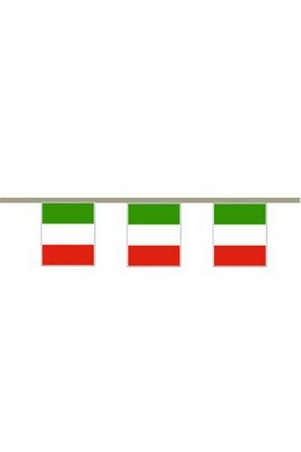 Wimpelkette, Motiv Italy, 4 m, 1 Stück ()