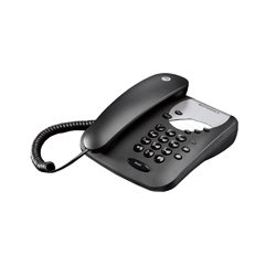 Motorola CT1 Corded Phone (Black)