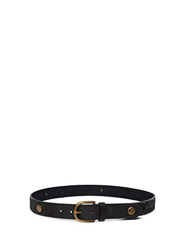 Desigual 19SARL05 Cintura Accessori Nero 90