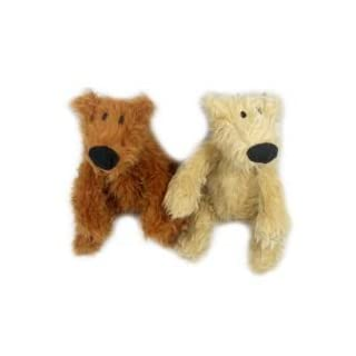 ARMITAGE Good Boy Fluffy Bears Dog Toy 11