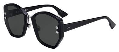 Dior Sonnenbrillen ADDICT 2 BLACK/GREEN Damenbrillen