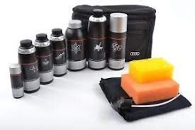Audi 4L0096353020 Pflegemittel-Tasche 10-teilig