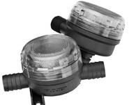 Jabsco Pump Guard Inline Water Filter - Strainer Coarse Mesh .75. Test