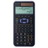 Sharp Schulrechner EL-W506 X VL wissenschaftlich violett