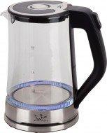 Jata HA1037 Hervidor de Agua, 2200 W, 1.7 litros, 0 Decibeles, Gris