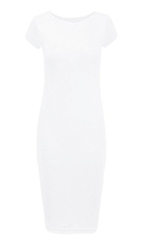 RIDDLEDWITHSTYLE - Robe - Femme * taille unique Blanc
