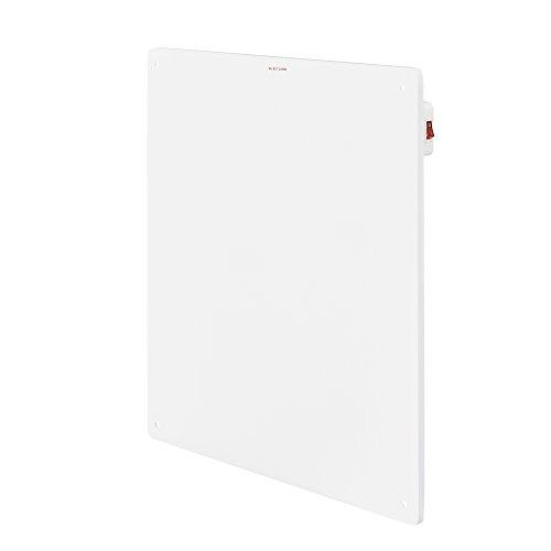 [in.tec]® Panel de calefacción por infrarrojos radiador de pared de cerámica blanco ahorra energía 400W