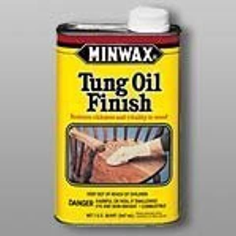 Minwax 47500 Tung Oil Finish, Pint by