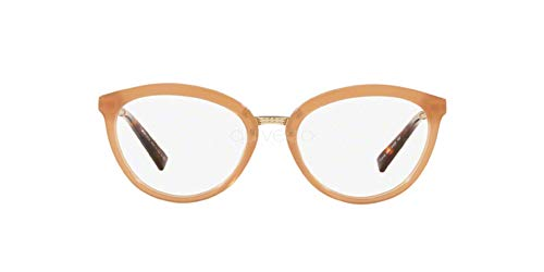 Tiffany & Co. Tf2173-8252 Brille-Rahmen-W/Clear Demo-Objektiv 53mm Opal Camel