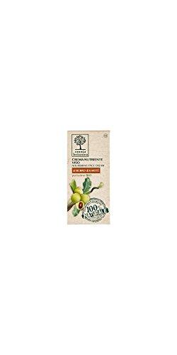 crema nutriente viso al burro di karite purissimo bio 50 ml