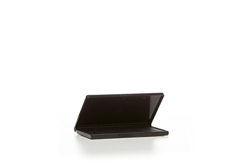 Trodat 9052 Handstempelkissen, 110 x 70 mm, schwarz (Black Ink Pad)