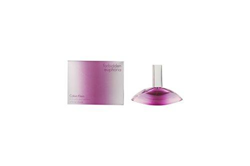 Calvin Klein Forbidden Euphoria femme/woman, Eau de Parfum Vaporisateur, 1er Pack (1 x 50 ml) - Calvin Klein Euphoria Blossom