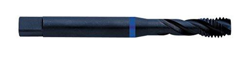 Exact 30087 Maschinengewindebohrer M12 HSS-E für Edelstahl (VA) DIN 376 35° RSP Blauring,
