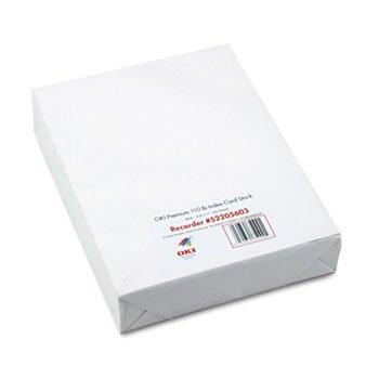 Oki52205603-OKI Premium Card stock
