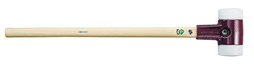 Preisvergleich Produktbild SIMPLEX-Vorschlaghammer, mit Stahlgussgehäuse und Hickorystiel | Ø=100 mm | 3007.100
