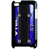 New Arrival Dohc Vtec Honda Phone Case Cover for Ipod Touch 4th Generation Honda Luxury Pattern Honda Ipod