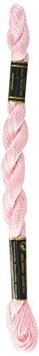 DMC 1155-963Perle Baumwolle Gewinde, Ultra sehr leicht Dusty Rose, Größe 5 -