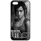 iPhone 5, 5S Phone Case Black The Last of Us YU4740289