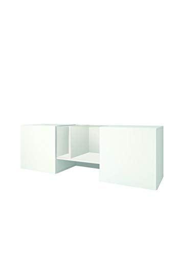 now! by hülsta for You, Wohnkombination Sideboard 158 cm, weiß